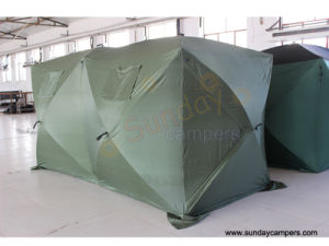 Outdoor Equipment Ice Fishing Tent for Camping pictures & photos