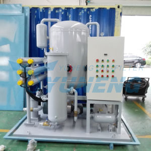 Energy Saving Lubricant Oil Filtering Machine pictures & photos