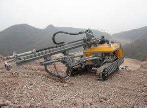 Borehole Drilling Machine (crawler type) pictures & photos
