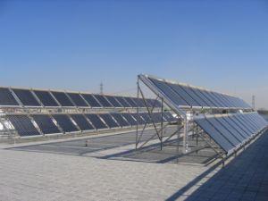 Vacuum Tube Solar Collector Non Pressurized (SPCF) pictures & photos