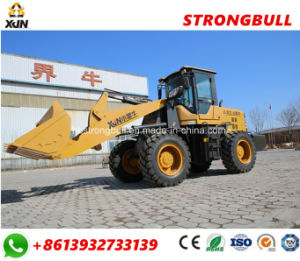 New Condition Machine Heavy Construction Equipment 2 Ton Wheel Loader Zl33 pictures & photos