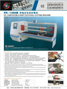 Automatic BOPP, Double-Sided, Foam, PVC Adhesive Tape Log Roll Cutting Machine (Adhesive Tape Cutter) pictures & photos