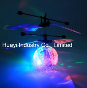 Gravity Sensor Disco Ball Helicopter pictures & photos