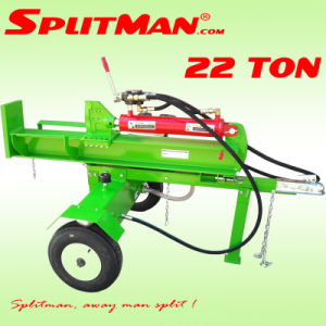 Hydraulic Log Splitter 22ton (TS22T) pictures & photos