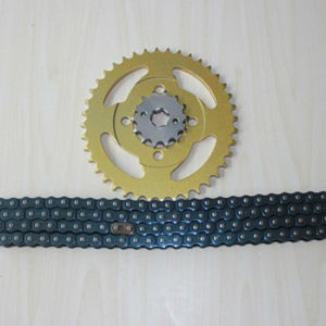 Motorcycle Sprocket and Chain Kits pictures & photos