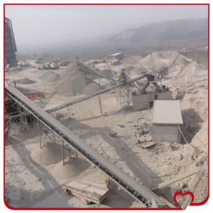 Belt Conveyor Used in Mining