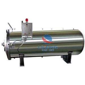 Stainless Steel High Pressure Sterilizer pictures & photos