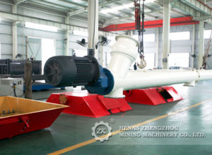 Easy Installation and Maintenance GLS Tube Screw Conveyor Equipments pictures & photos