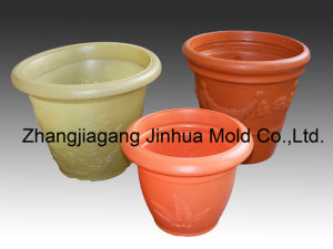 Flower Pot Blow Mould / Blow Mold (FLOWERPOT)