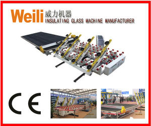 CNC Glass Cutting Machine - Glass Cutting Line (WL-CNC-3826) pictures & photos