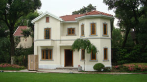 Villa Project in Shanghai (1-3)