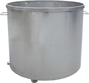 CE Approved Stainless Steel Tank