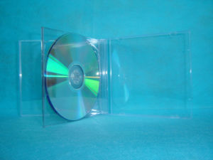 CD Jewel Case Jewel CD Case Jewelry CD Cases 10.4mm Double with Transparent Tray