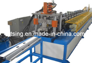 10-25m/Min PLC Automatic Control Cabinet Stud Roll Forming Machine with 17 Stations (YD-0230)