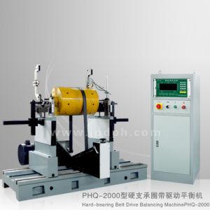 Centrifugal Rotor Belt Drive Hard Bearing Balance Machine pictures & photos