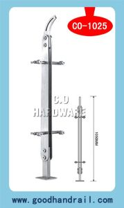 Handrail Baluster (CO-1025) /Post Stainless Steel pictures & photos