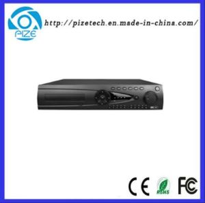 24/32/16CH Video Input Network Video Recorder NVR pictures & photos