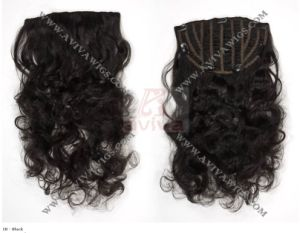 Human Hair Extension (AV-HE027) pictures & photos