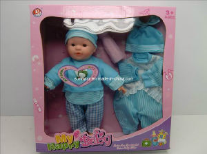 Baby Doll Plastic Doll