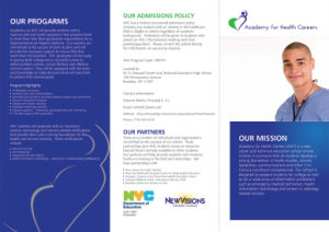 Equisite Design Custom Paper Printed Company Intruduction Brochure (YY--H0009) pictures & photos