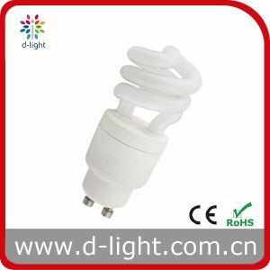 8W GU10 T2 Energy Saving Lamp pictures & photos