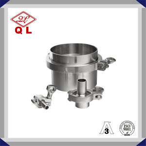 Sanitary Stainless Steel Tri Clamp (grade 304/316L) / Pipe Clamp pictures & photos
