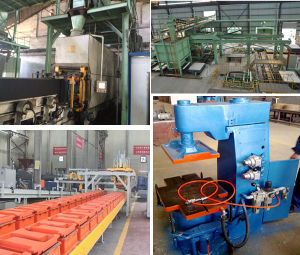 Sand Molding Machine pictures & photos
