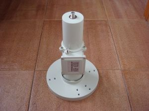 2 in 1 LNB Combo (Ku-Band and C-Band)