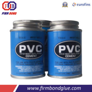 Sewage PVC Pipe Glue in China pictures & photos