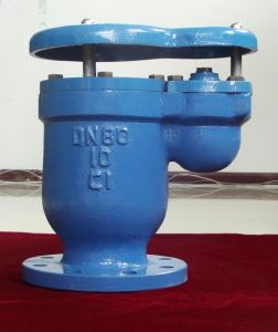 Ductile Iron Double Sphere Flange Ends Air Valve pictures & photos