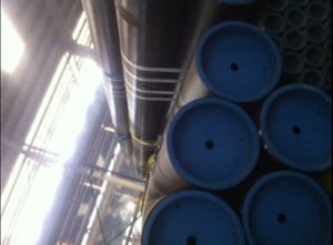 Carbon Seamless Steel Pipe (A53 Gr B)