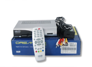 Dreambox, Digital TV Receiver DM500-S Silver