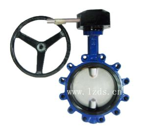Handwheel Manual Butterfly Valve Pn10, Pn16 pictures & photos
