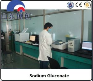 China Chemical Manufacturer Supply Industrial Grade Sodium D-Gluconate pictures & photos