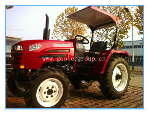 35HP 4 Wheeled Tractor (LZ354) pictures & photos