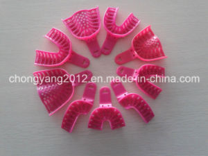 Plastic Disposable Impression Tray/Dental Impression Tray pictures & photos