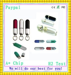 8GB Round USB Flash Drives (GC-R052) pictures & photos