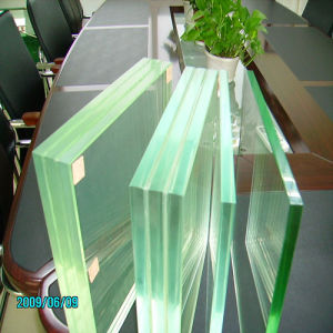 Laminated Glass with AS/NZS 2208, En12150&12600, SGCC, Igcc, CCC