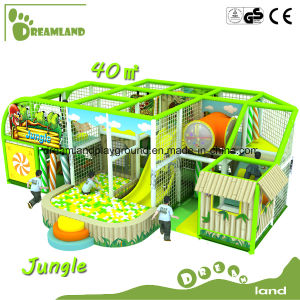 New China Manufacture Plastic Kids Indoor Playground Equipment pictures & photos