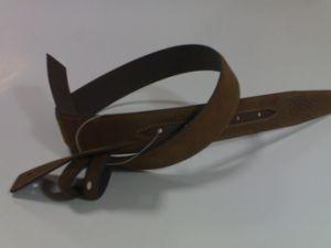 Leather Belt (B001)