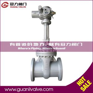 API600 Class300 Gate Valve with Electric Actuator pictures & photos