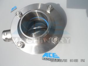 Stainless Steel Manual Clamped Butterfly Valve (ACE-DF-N3) pictures & photos