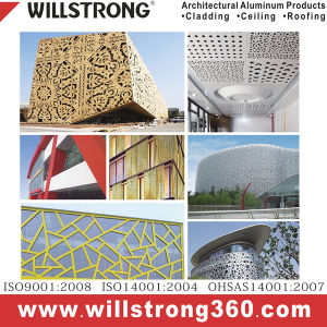 Building Material Aluminum Panel pictures & photos