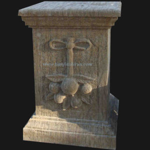 Antique Finish Stone Carving Marble Base pictures & photos