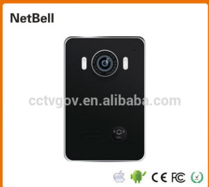 Newest Poe Wireless WiFi SIP Doorbell Video Intercom Phone (HX-N7) pictures & photos