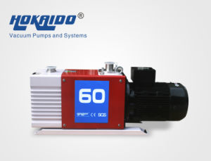 2.2kw Dual Stage Spring-Free Vane Rotary Vacuum Pump (2RH060C) pictures & photos
