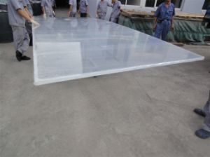 Plastic Clear Acrylic Sheet pictures & photos
