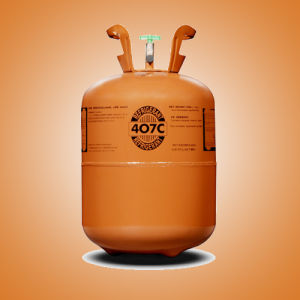 R407c Refrigerant Gas with High Quality for Air Conditioner