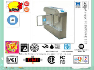 Attendance Channel Access Control Swing Turnstile