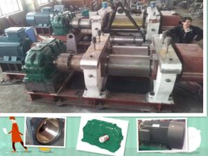 Rubber Crumb Crushing Machine/ Rubber Cracker for Rubber Power Processing pictures & photos